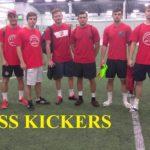 Grass kickers