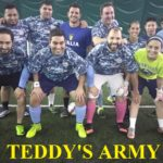 Teddy's Army