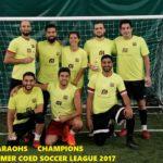 pharaohs champions