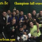 strikers champs fall season 2017