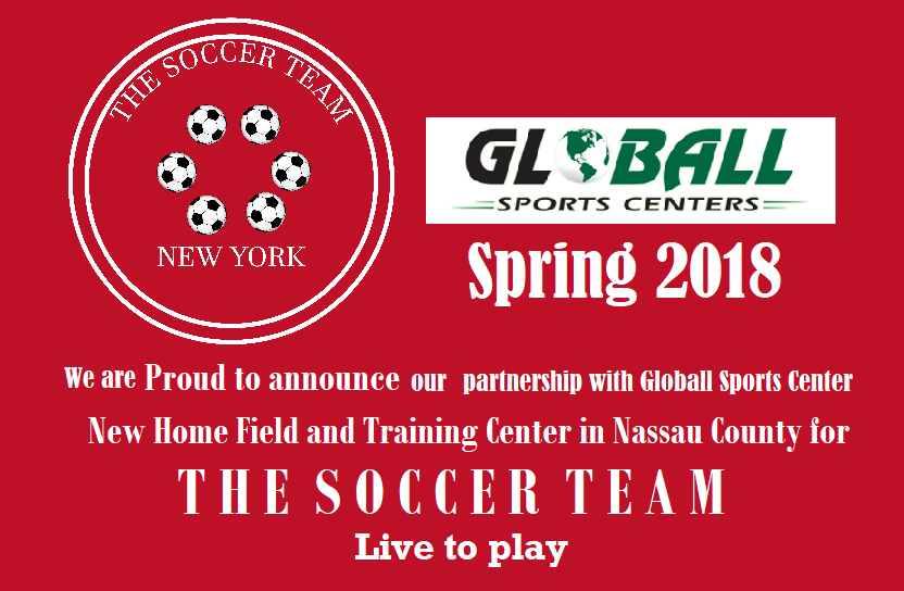 soccer team global sports announcement