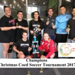 Champions Christmas tournament