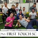champions first touch sc