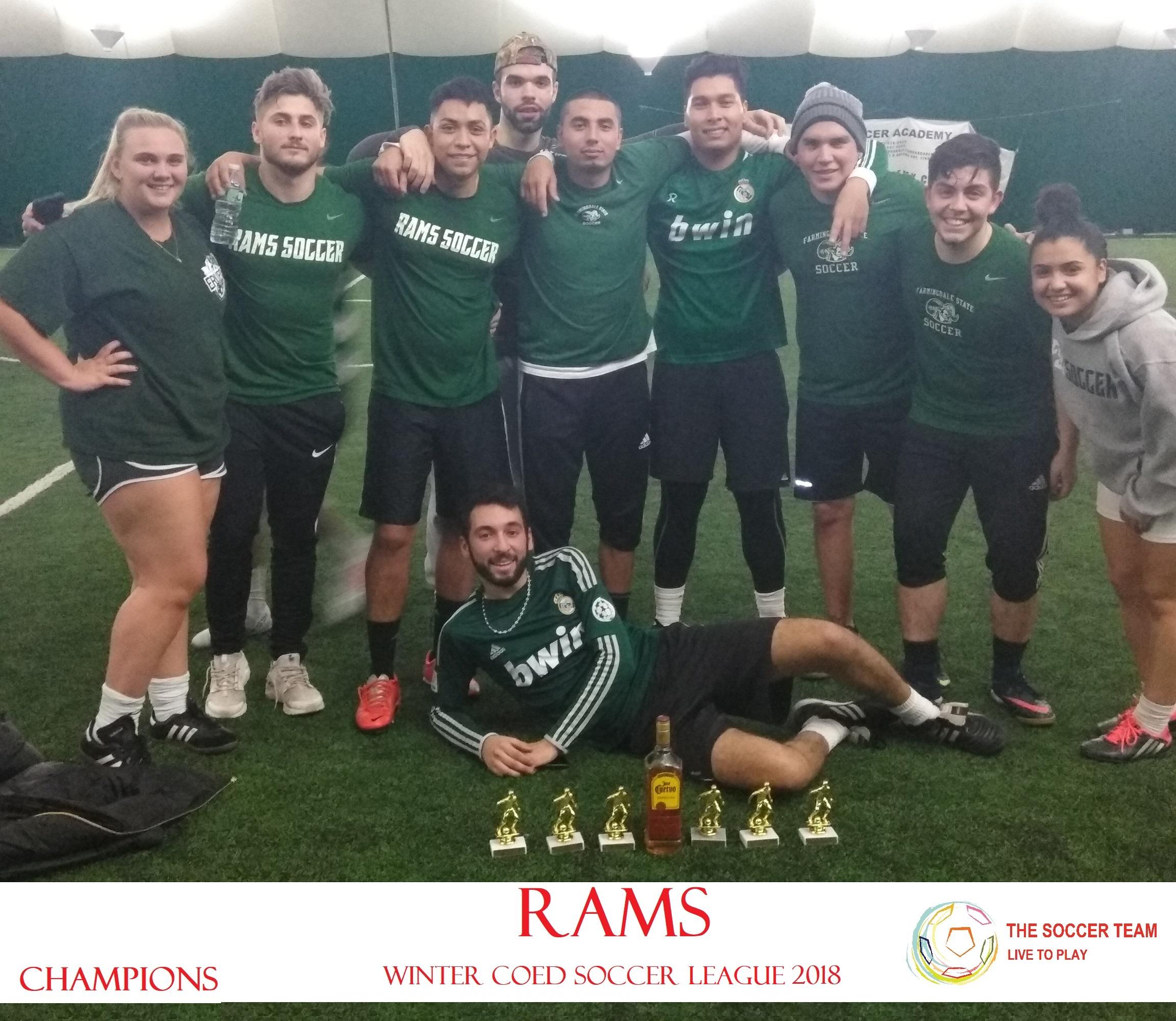 RAMS CHAMPIONS
