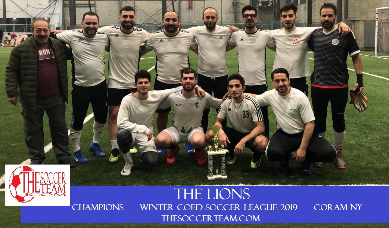 lions champs