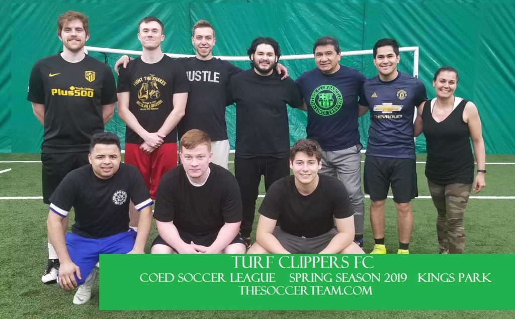 TURF CLIPPERS FC