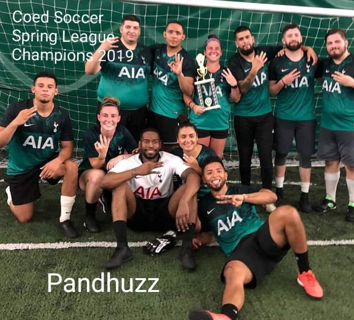 PANDHUZ SUMMER 2019