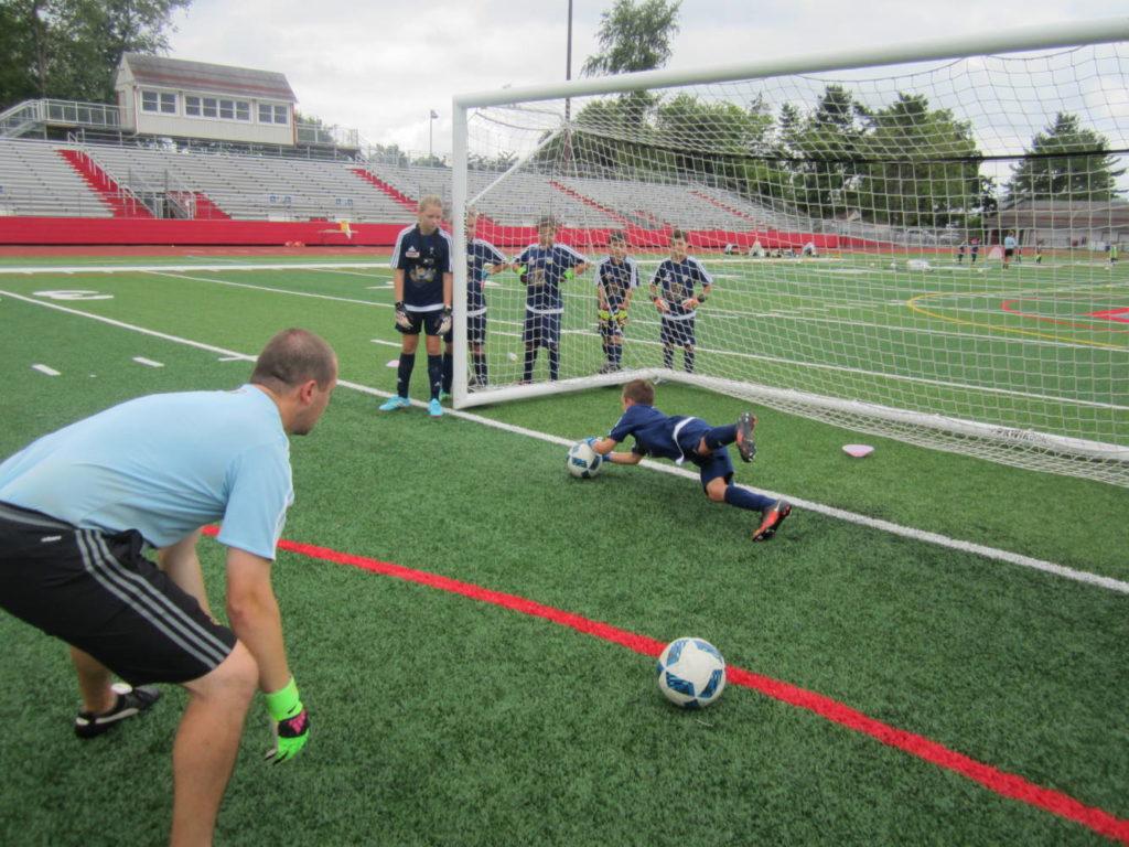 goalkeeper training 2