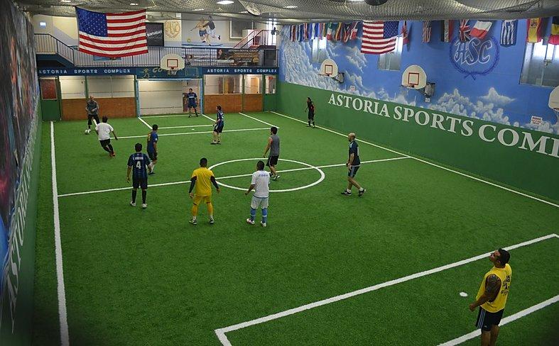 astoria soccer