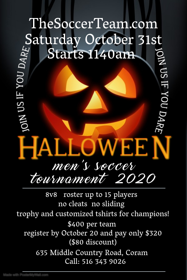 Copy of Halloween Party Poster Template - Made with PosterMyWall