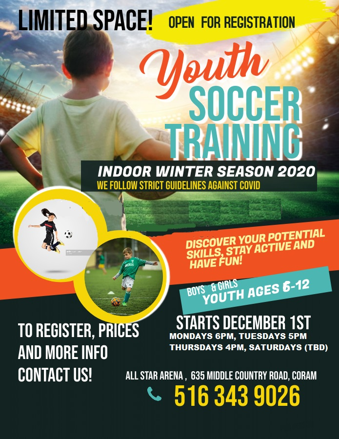 Copy of Soccer Camp Flyer Poster Template - Made with PosterMyWall (1)