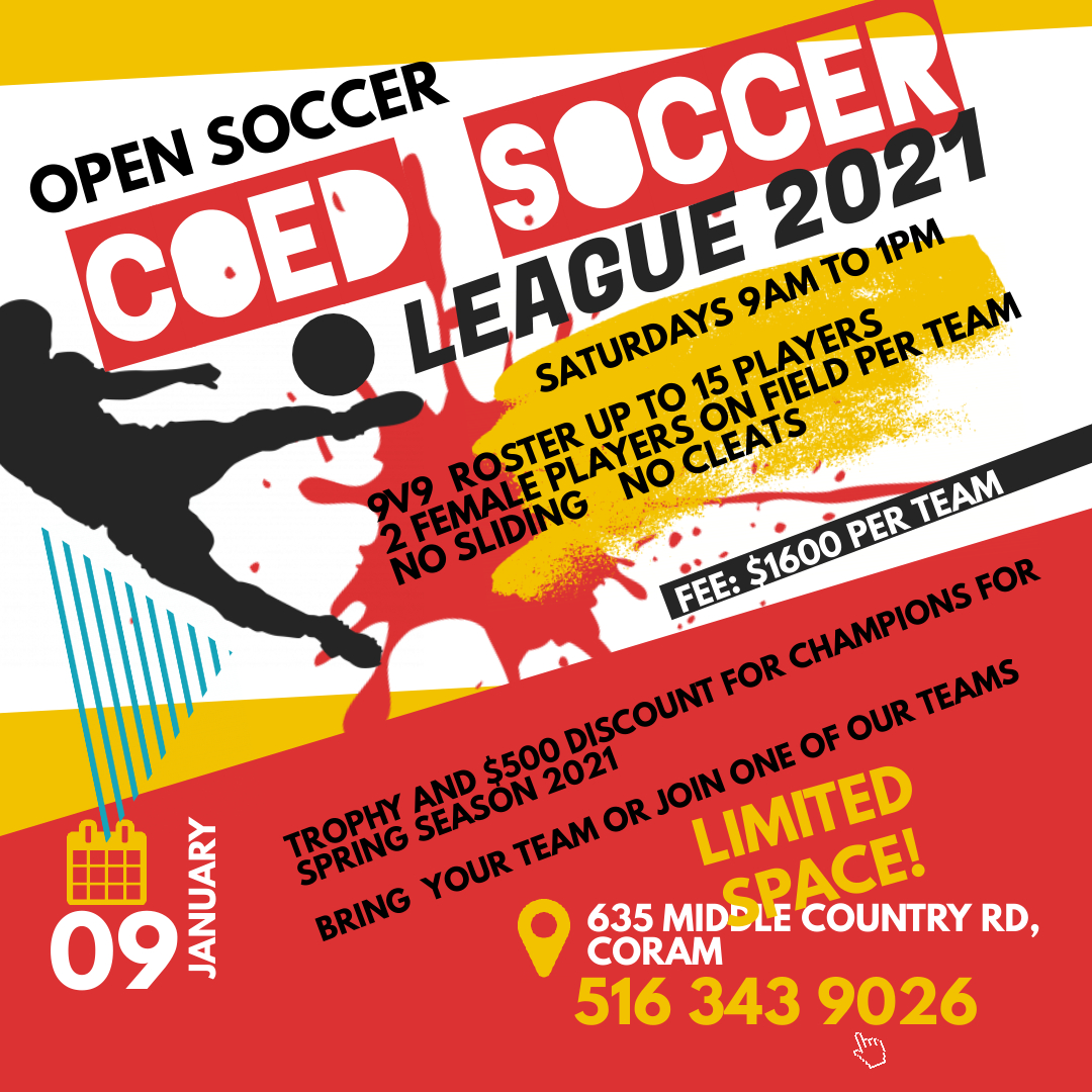 Copy of Soccer Futsal Tournament Flyer Social - Made with PosterMyWall