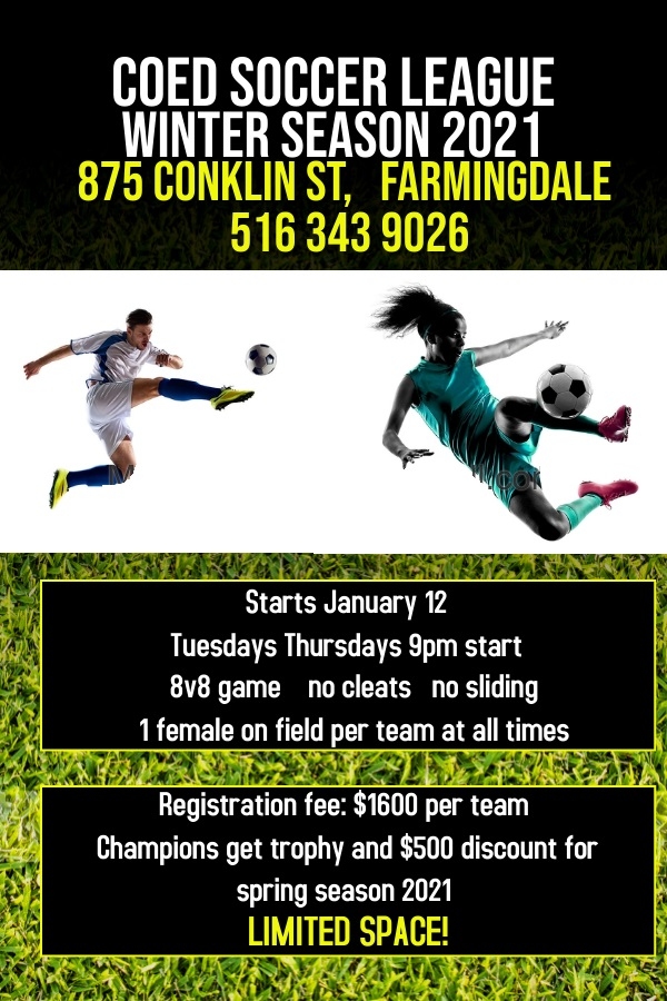Copy of Soccer game flyer template - Made with PosterMyWall (1)