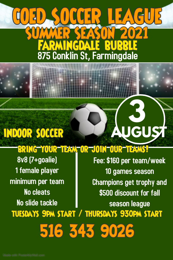 Copy of Soccer Tournament Poster - Made with PosterMyWall (3)