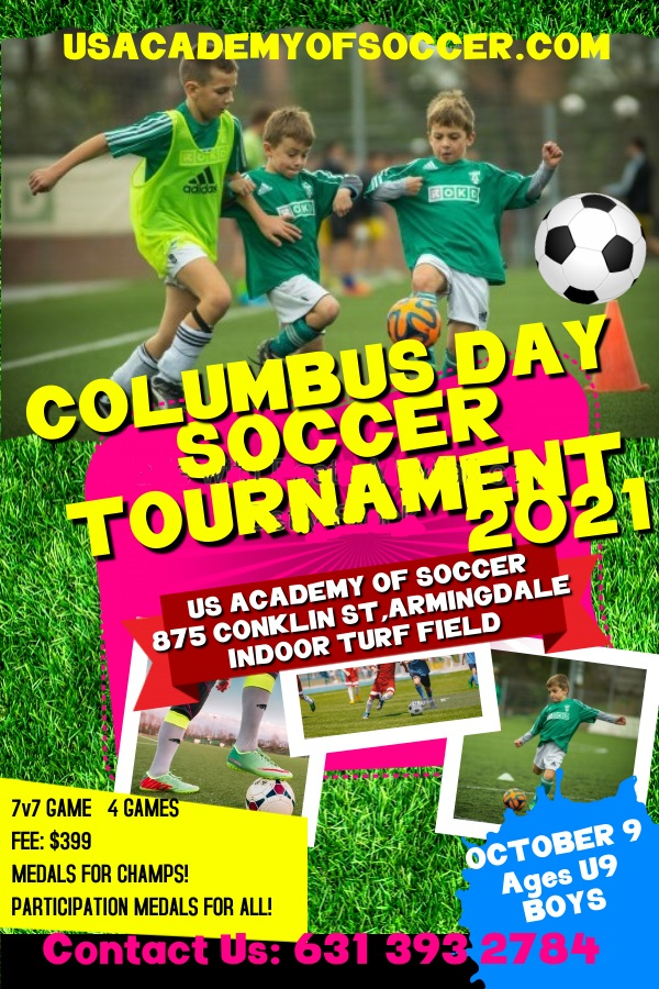Copy of Soccer Camp Poster - Made with PosterMyWall
