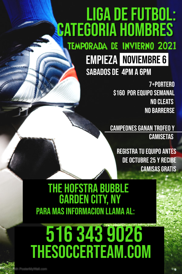 Copy of Copy of Soccer game flyer template - Made with PosterMyWall (2)