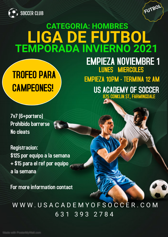 Copy of Copy of soccer flyer - Made with PosterMyWall (1)