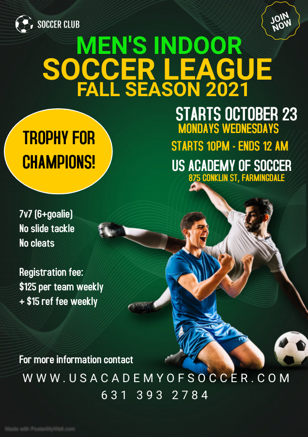 Copy of soccer flyer - Made with PosterMyWall (2)