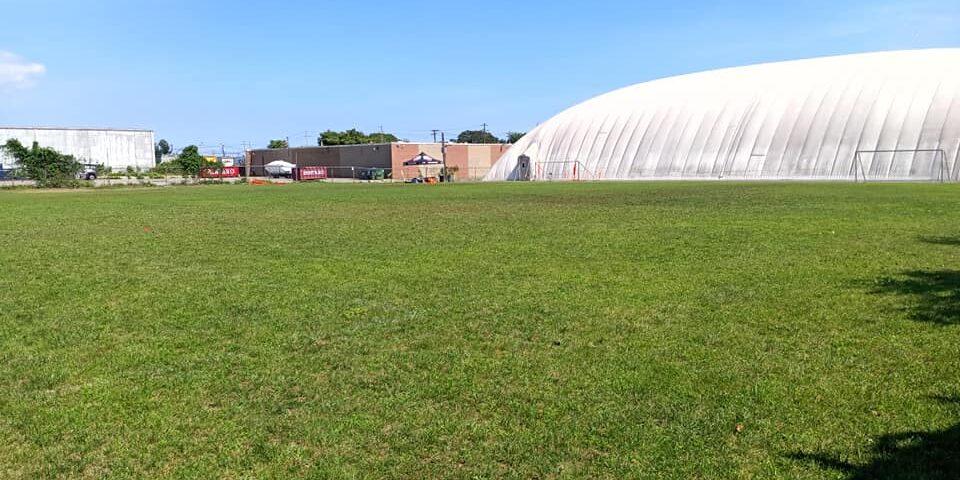 farmingdale outdoor field